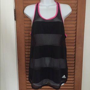 Adidas Athletic Mesh Tank